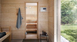 Herbal Sauna Wallpaper Download Free