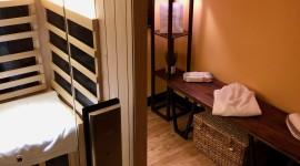 Herbal Sauna Wallpaper For IPhone Download