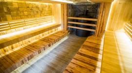 Herbal Sauna Wallpaper Full HD