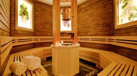 Herbal Sauna Wallpaper HD