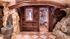Herbal Sauna Wallpaper HQ