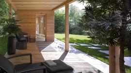 Herbal Sauna Wallpaper High Definition