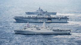 Japanese Navy Wallpaper For PC
