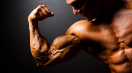 Man Biceps Wallpaper