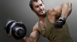 Man Biceps Wallpaper For Desktop