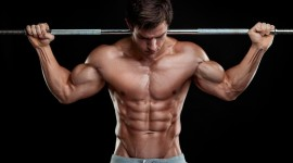 Man Biceps Wallpaper HQ
