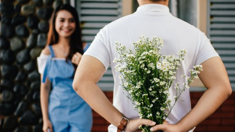 Man Flowers wallpapers high quality