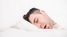 Man Sleeps Photo Free