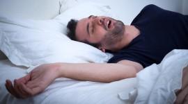 Man Sleeps Picture Download