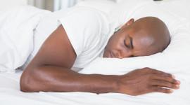 Man Sleeps Wallpaper For Desktop