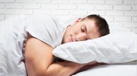 Man Sleeps Wallpaper For PC