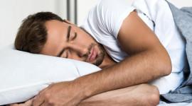 Man Sleeps Wallpaper HQ