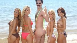 Man Swimsuit Desktop Wallpaper