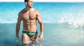 Man Swimsuit Photo Download