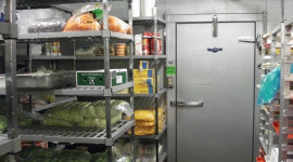 Meat Freezer Wallpaper Full HD