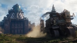 Mortal Engines Wallpaper Gallery