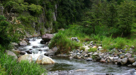 Mountain Stream Wallpaper For Desktop