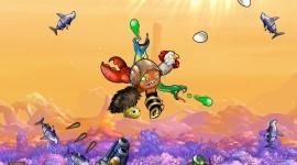 Octogeddon Desktop Wallpaper