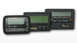 Pager Wallpaper Background