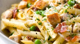 Pasta Chicken Wallpaper For IPhone Download