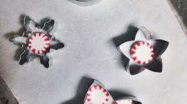 Peppermint Candies Wallpaper
