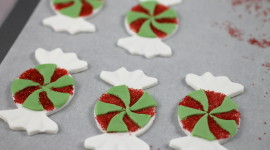 Peppermint Candies Wallpaper Download Free