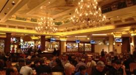 Poker In Las Vegas Desktop Wallpaper