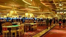 Poker In Las Vegas Desktop Wallpaper For PC
