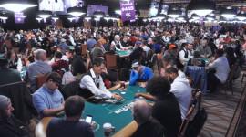 Poker In Las Vegas Desktop Wallpaper Free