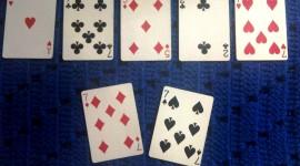 Poker In Las Vegas Wallpaper