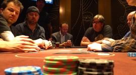 Poker In Las Vegas Wallpaper Download Free