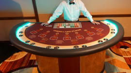 Poker In Las Vegas Wallpaper For Desktop