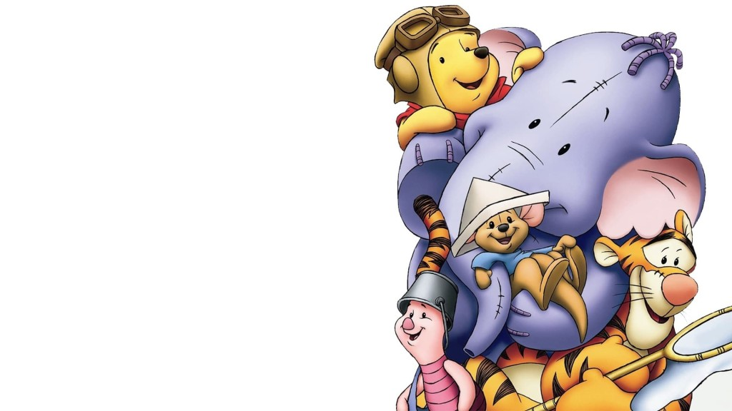 Pooh's Heffalump Movie wallpapers HD