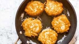 Potato Pancakes With Onions Best Wallpaper