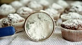 Powdered Sugar Wallpaper