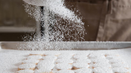 Powdered Sugar Wallpaper Free