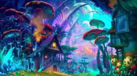 Psychedelic Desktop Wallpaper For PC