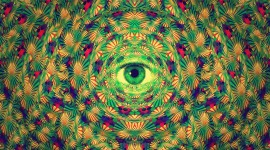 Psychedelic Wallpaper For PC