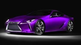 Purple Car Desktop Wallpaper