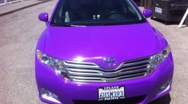 Purple Car Wallpaper 1080p