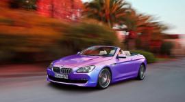 Purple Car Wallpaper Download