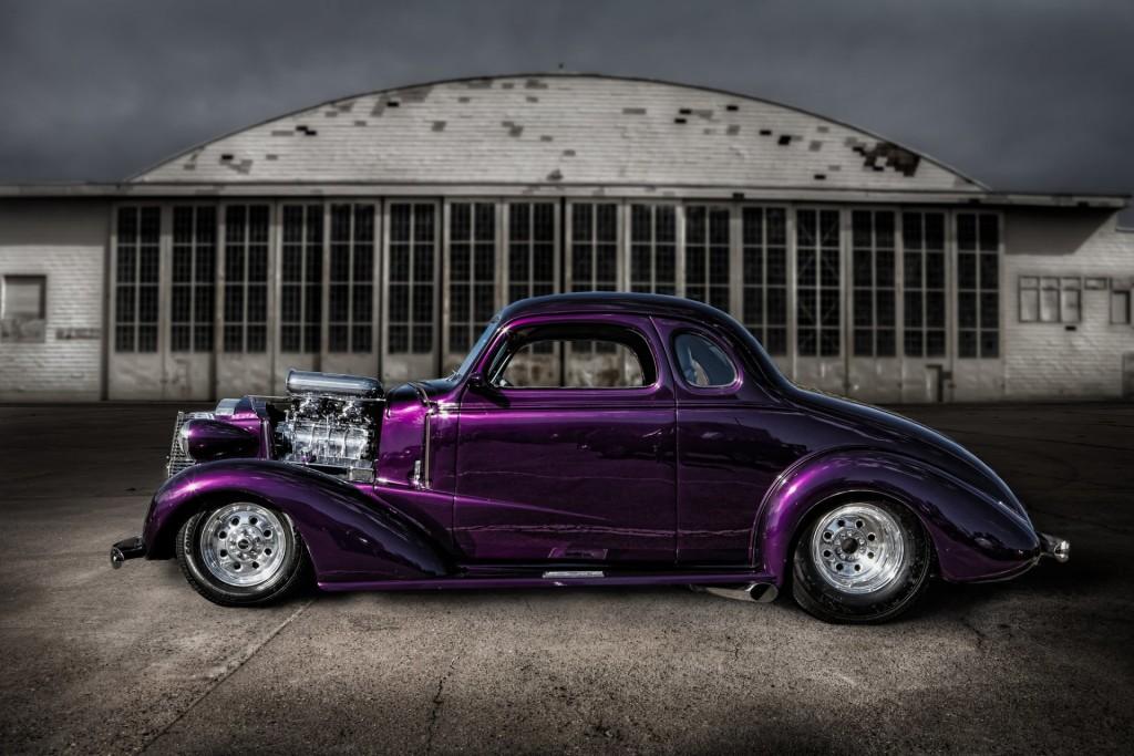 Purple Car wallpapers HD