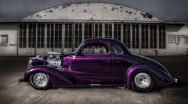 Purple Car Wallpaper Download Free