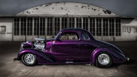 Purple Car wallpapers high quality