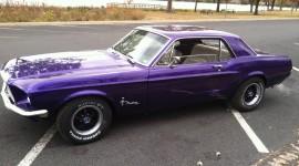 Purple Car Wallpaper Free