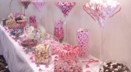 Red Lollipops Wallpaper