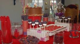 Red Lollipops Wallpaper Gallery