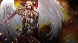 Rise Of Angels Desktop Wallpaper
