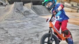 Runbike For Children Wallpaper