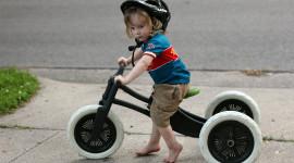 Runbike For Children Wallpaper Download